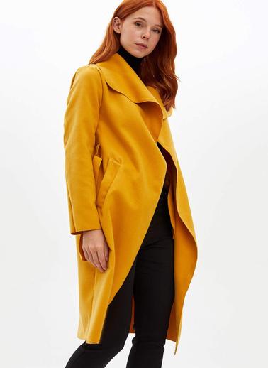 DeFacto Trençkot Sarı